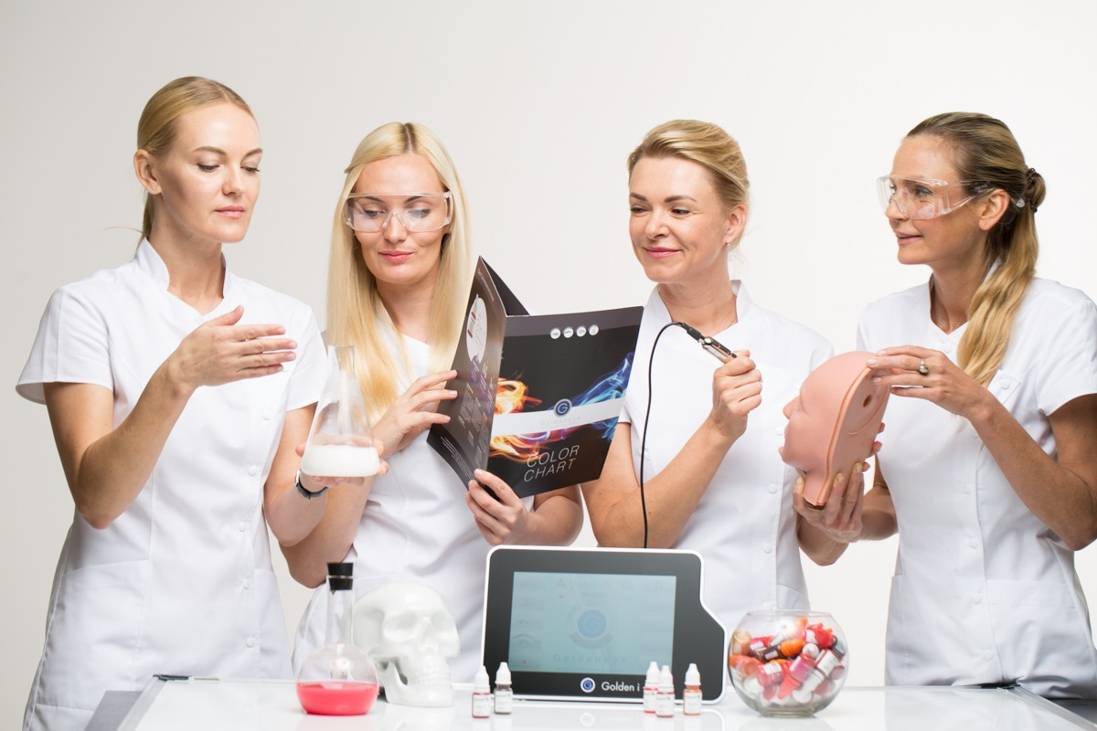 New permanent make up and micropigmentation center PM LABORATORY in Riga